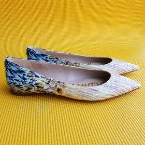 Sam Edelman pointed toe flats